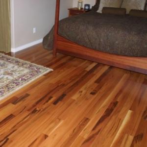 Exotic hardwood flooring bamboo cork laminated solid for Exotic hardwood flooring